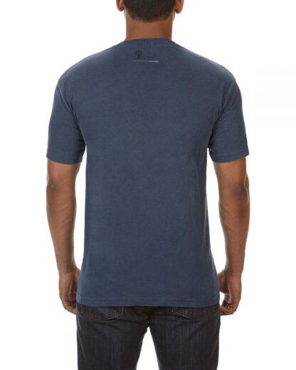 Hold My Wine, I've got this... Short Sleeve Crew Neck T-shirt Denim
