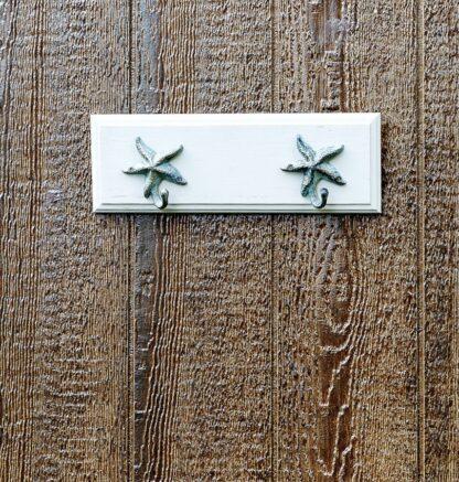 Starfish hook rack